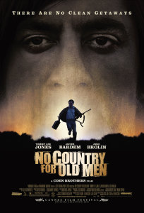 No Country for Old Men,poster
