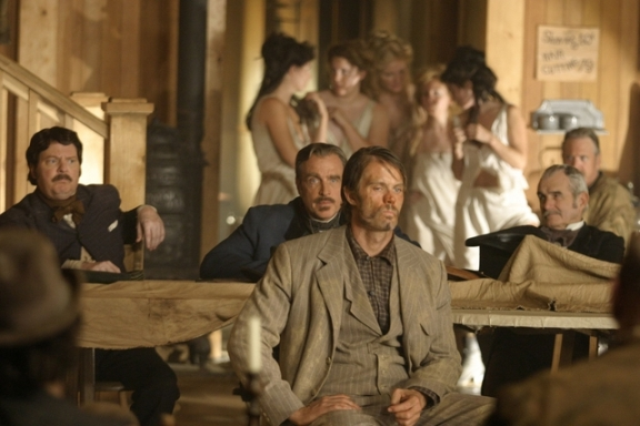 Garret Dillahunt in Deadwood Season 1