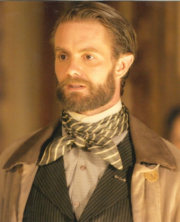Garret Dillahunt as Francis Wolcott in Deadwood Season Two