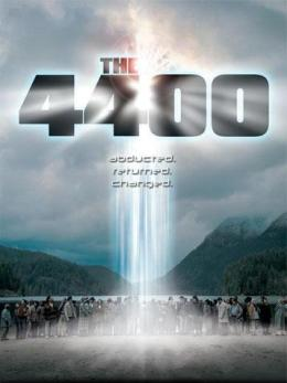 The 4400,the 4400 tv, the 4400 poster,the 4400 tv series