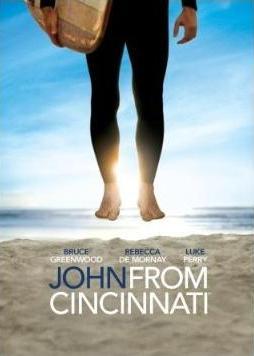 John From Cincinnati,JOHN FROM CINCINNATI CAST,HBO,poster