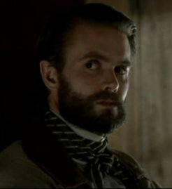 Francis Wolcott, Garret Dillahunt,Deadwood Season Two