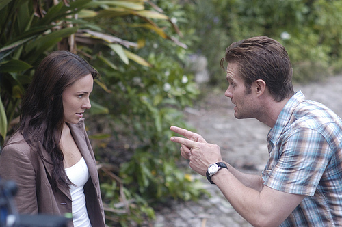 Garret Dillahunt and Briana Evigan in Burning Bright (2009)