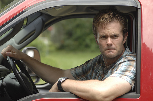 Garret Dillahunt as Johnny Gavineau in Burning Bright (2009)