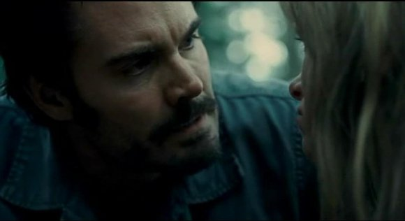 Garret Dillahunt and Sara Paxton in The Last House on the Left