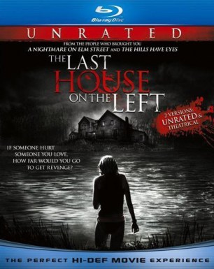 The Last House on the Left on DVD & Blu-ray