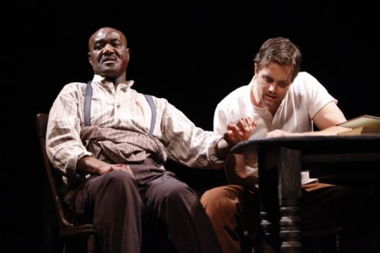 Garret Dillahunt,Delroy Lindo,Things of Dry Hours
