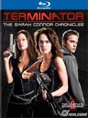 Terminator: The Sarah Connor Chronicles Season Two DVD