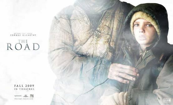 The Road,The Road movie,John Hillcoat,Viggo Mortensen,poster