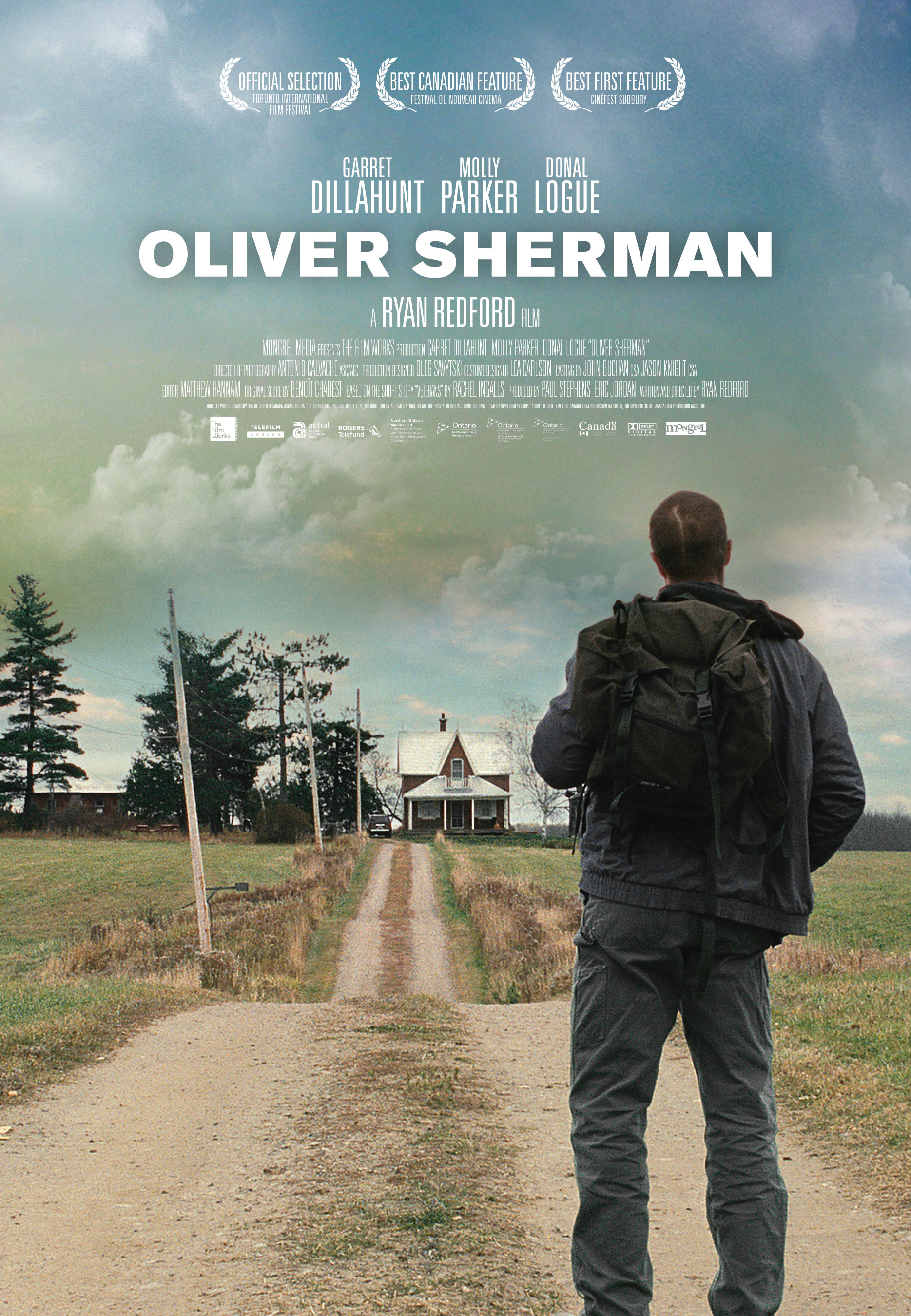 Oliver Sherman,poster,Garret Dillahunt