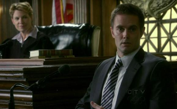 Lindsay Crouse and Garret Dillahunt in Law & Order SVU 11x05 Hardwired