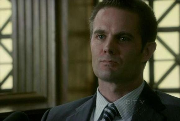 Garret Dillahunt in Law & Order SVU 11x05 Hardwired
