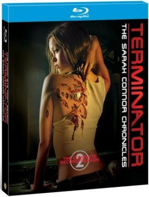 Terminator: The Sarah Connor Chronicles - The Complete Season Two