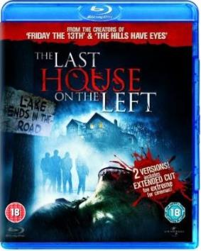 The Last House on the Left Region 2 Blu-ray