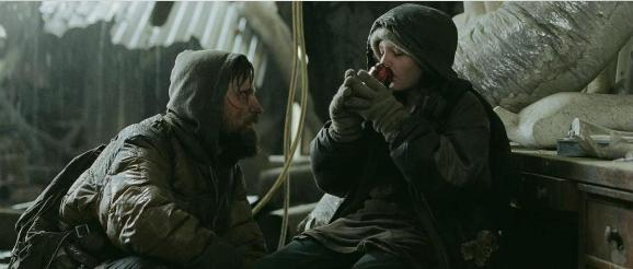 Viggo Mortensen,Kodi Smit-McPhee,John Hillcoat,The Road,The Road film