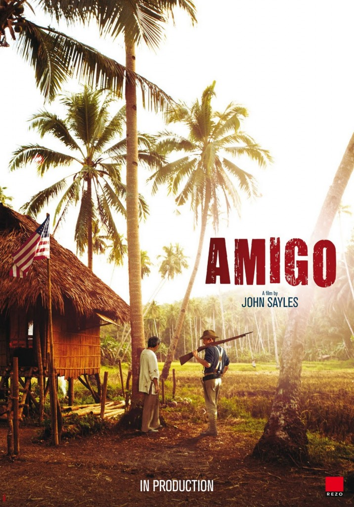 Amigo,Garret Dillahunt,John Sayles,movie poster