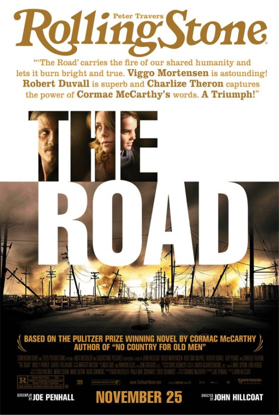 The Road,The Road movie,The Road poster,Garret Dillahunt