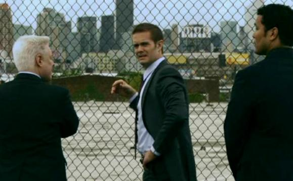 "Garret Dillahunt in White Collar, ""Flip of the Coin"""