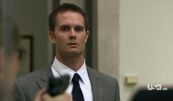 Garret Dillahunt in White Collar