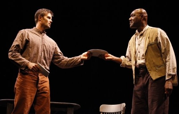 garret dillahunt,theatre,things of dry hours,delroy lindo