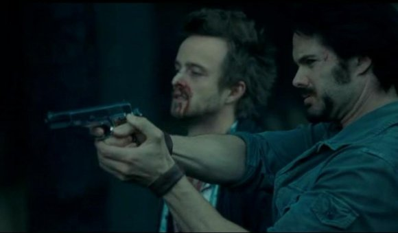 the last house on the left,garret dillahunt,aaron paul