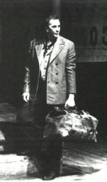 frank langella,booth,theatre
