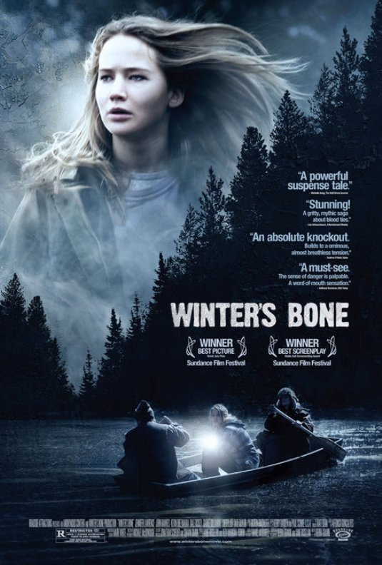 Winter's Bone, Winter's Bone movie,Jennifer Lawrence,Garret Dillahunt