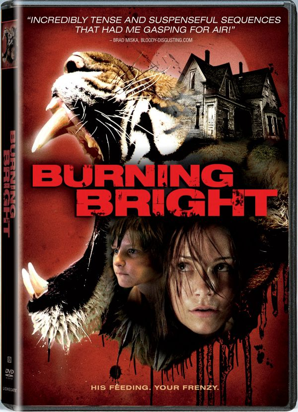 Burning Bright,Burning Bright DVD cover,Garret Dillahunt Burning Bright,tiger movie