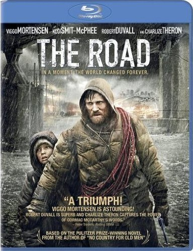 The Road,John Hillcoat The Road,The Road Blu-ray,The Road DVD