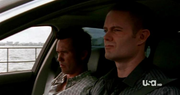 Garret Dillahunt,Burn Notice,Simon,Jeffrey Donovan