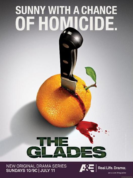 The Glades, A&E,tv show