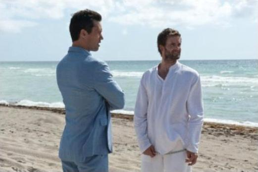 Garret Dillahunt,Jeffre Donovan,Burn Notice