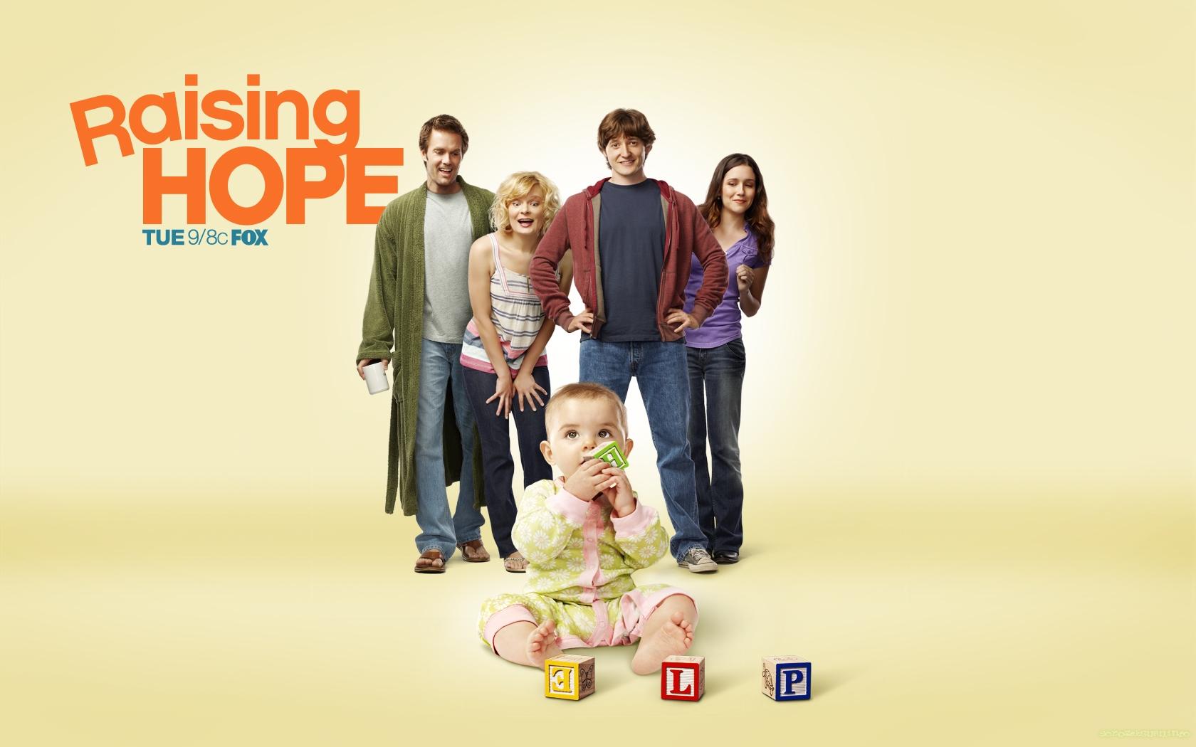 Raising Hope poster,Garret Dillahunt