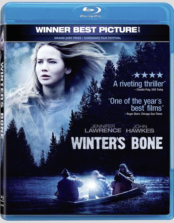 Winter's Bone,Blu-ray artwork