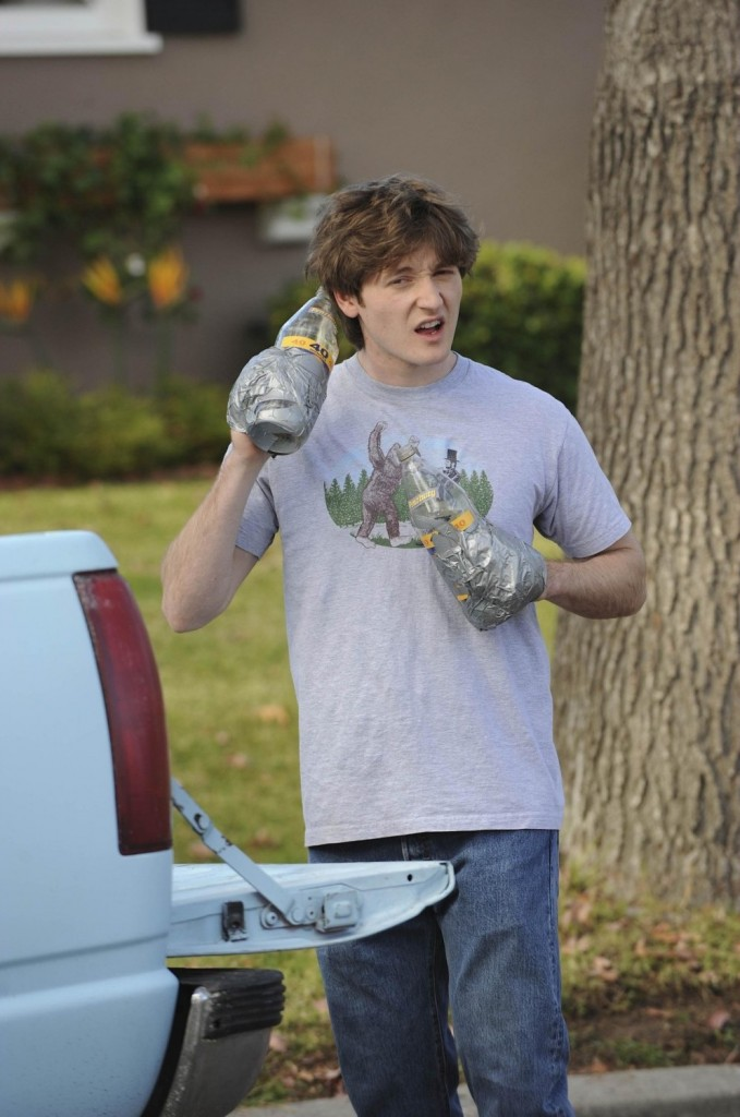 Lucas Neff,Raising Hope