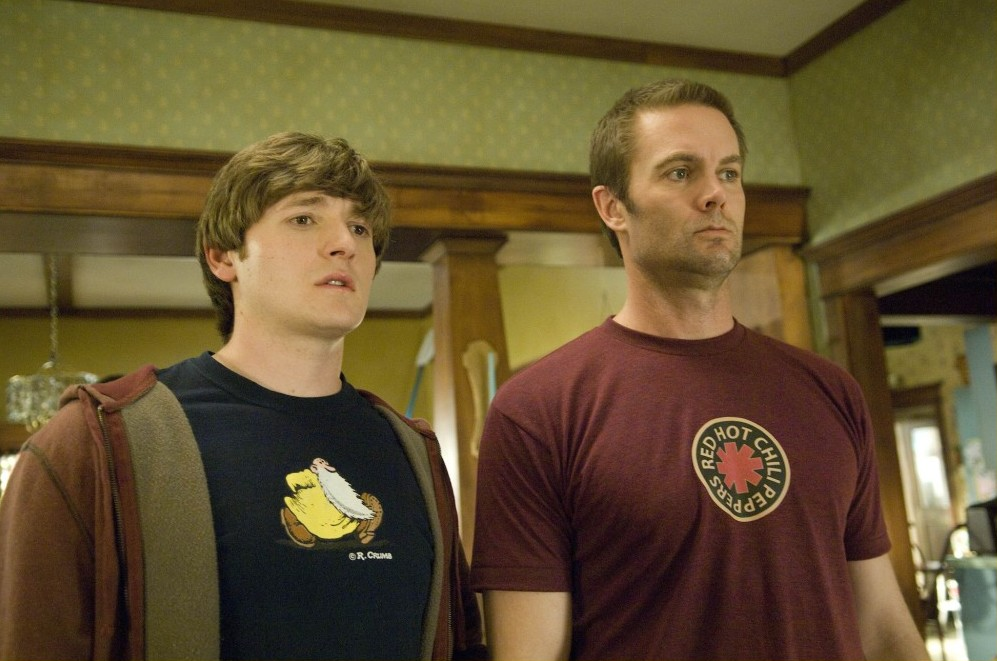 Lucas Neff,Garret Dillahunt,Raising Hope,Pilot
