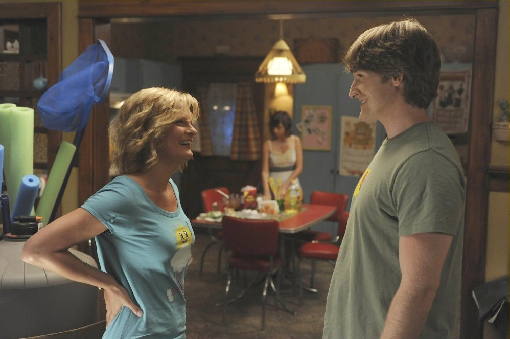 Martha Plimpton,Lucas Neff,Raising Hope,Kate Micucci