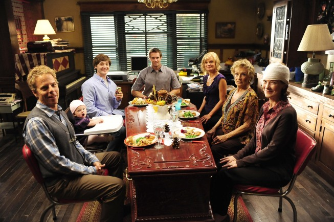 garret dilahunt,raising hope,meet the grandparents