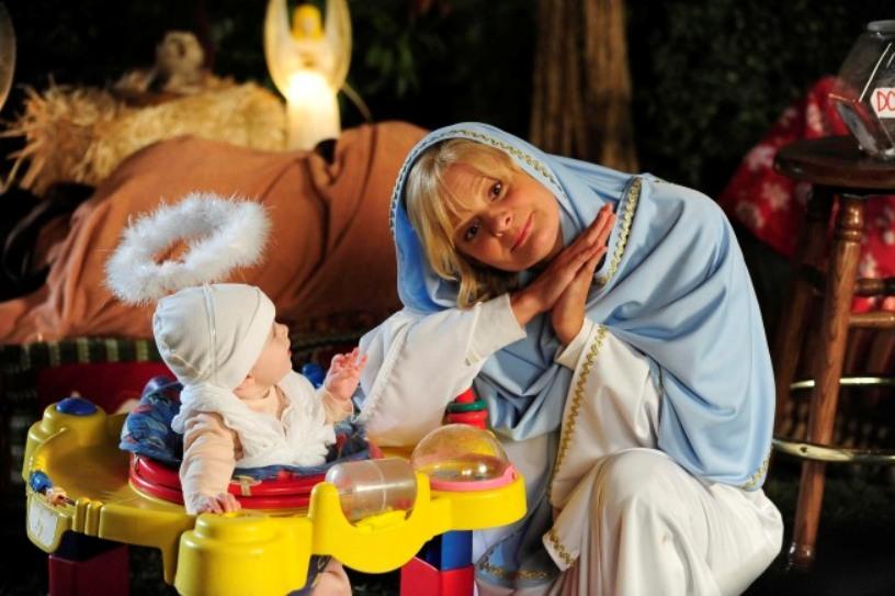 martha plimpton,raising hope,christmas episode