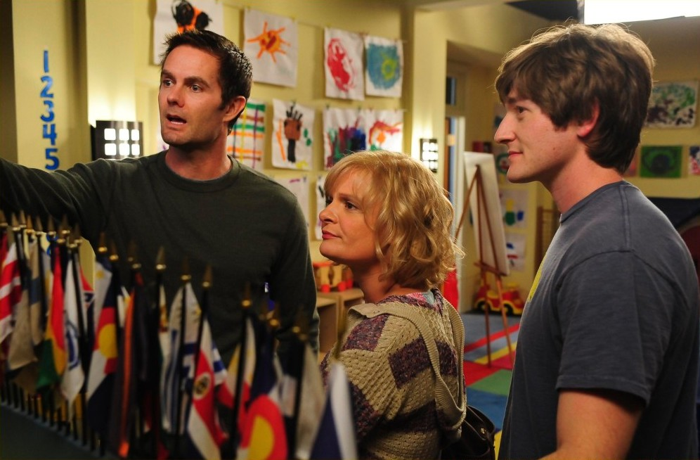 Garret Dillahunt,Raising Hope,Martha Plimpton,Lucas Neff