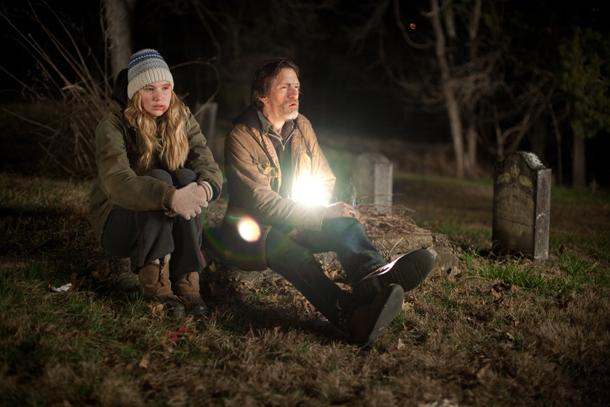 Winter's Bone,Jennifer Lawrence,John Hawkes