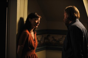 Molly Parker,Donal Logue,Oliver Sherman