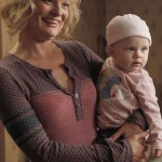 martha plimpton,raising hope,baby photo