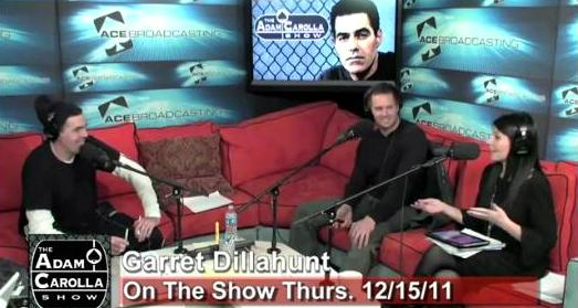 garret dillahunt,interview,adam carolla