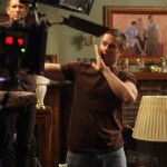 Raising Hope 2x20 BTS Garret Dilllahunt