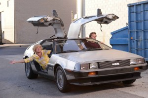 raising hope,back to the future episode