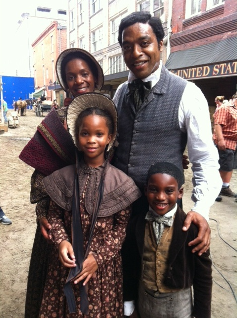 chiwetel ejiofor,12 years a slave
