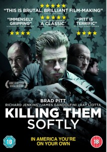 Killing Them Softly UK DVD