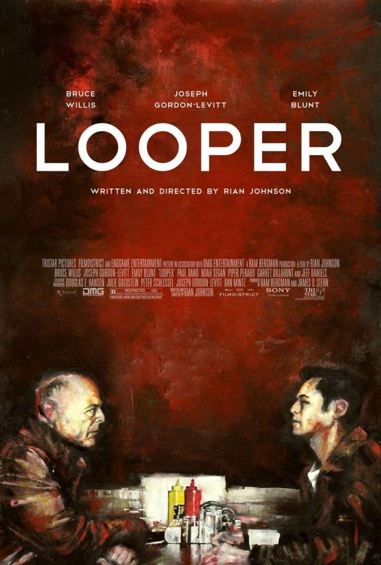 looper nebula award,looper saturn awards