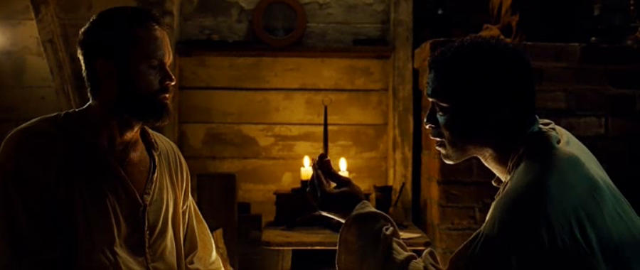 garret dillahunt,chiwetel ejiofor,12 years a slave